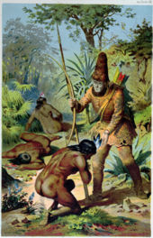 170px-Robinson_Crusoe_and_Man_Friday_Offterdinger